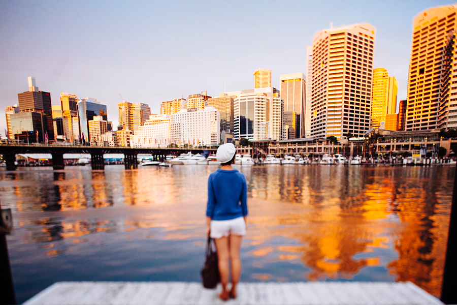 My first post about Sydney