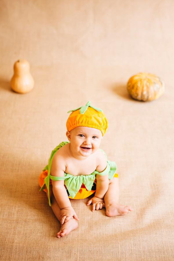 Little Pumpkin Head