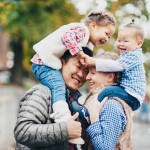 Autumn Family Session in Melbourne