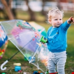Friday Photography Tips – Children's Photography. Little Bodhi and Colour Splash