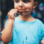 Taste of Ice-cream on One Summer Afternoon