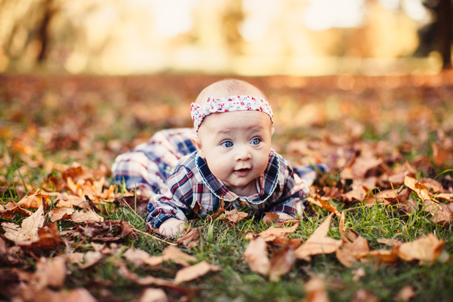 Little Autumn Princess