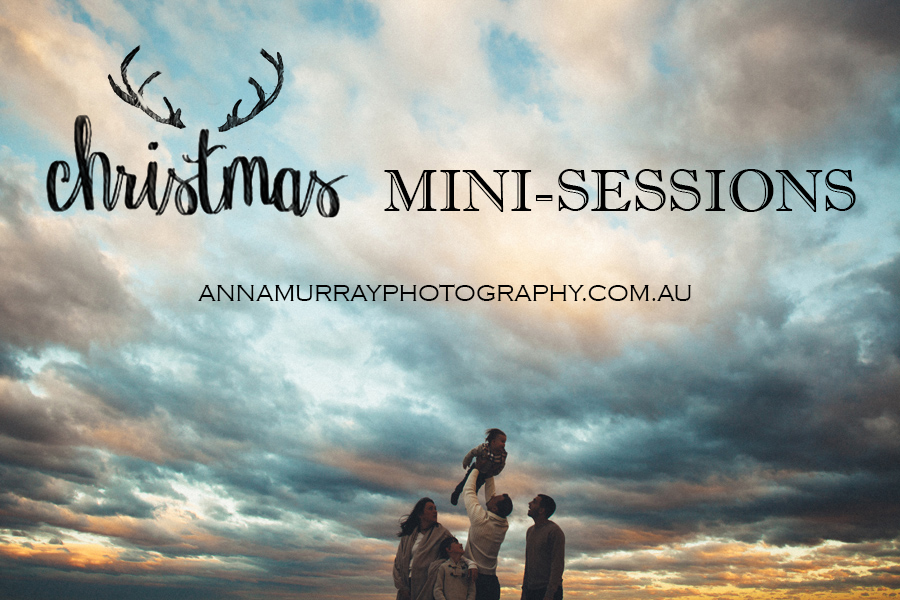 Christmas Mini-sessions 2015