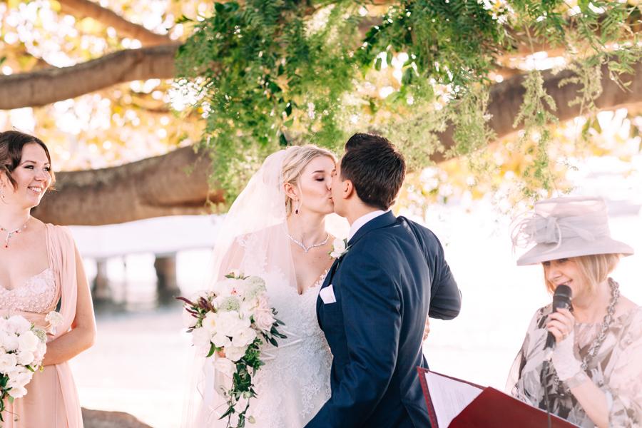 Anna & Max – Dunbar House Wedding