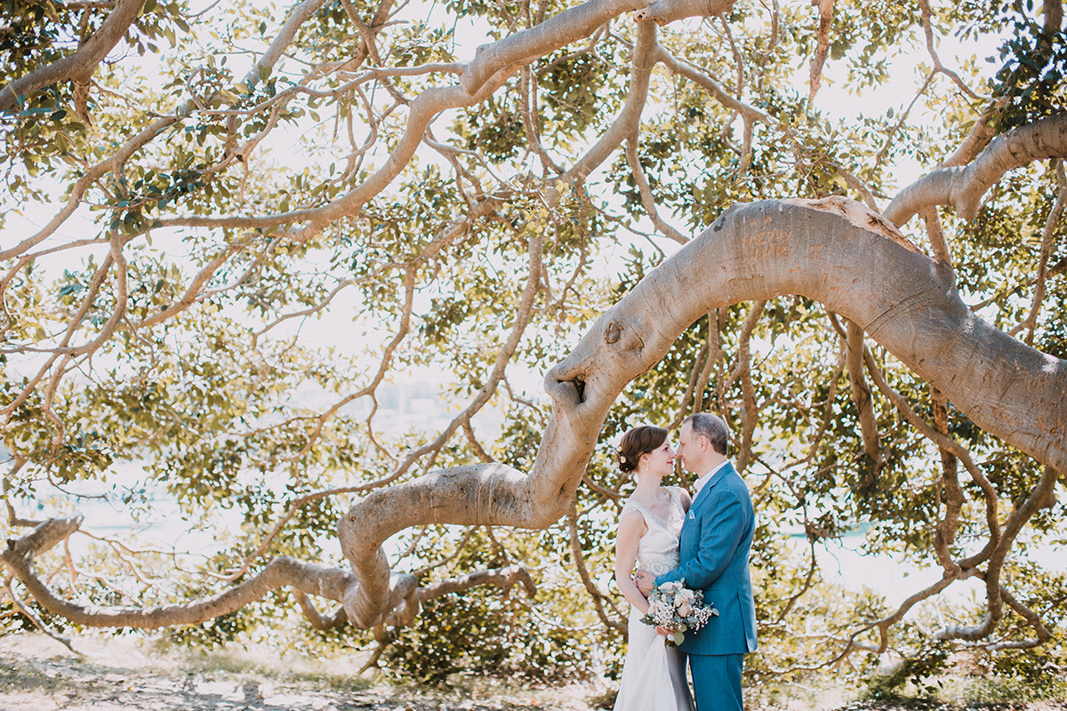 Balmoral Sunny Spring Wedding