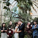 Tim & Edwina – Darlinghurst Wedding in Cell Block Theatre
