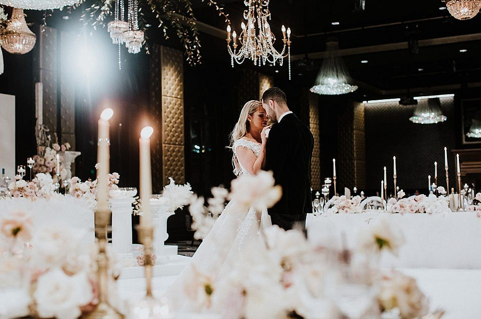 Tayla & Anthony's Reception – Doltone House Hyde Park